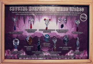 Crystal Keepers Display